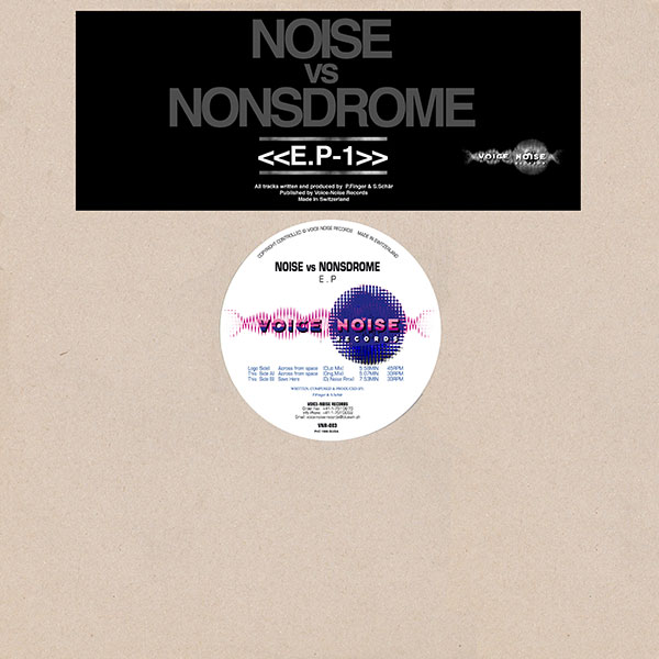 NOISE vs NONSDROME E.P.