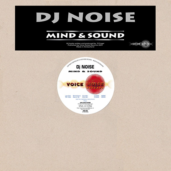 DJ Noise - Mind & Sound