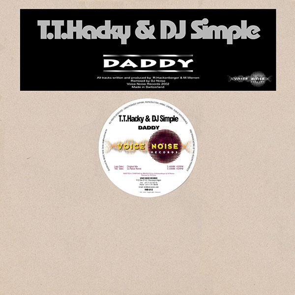 T.T. Hacky & DJ Simple - Daddy